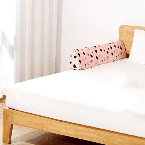 WYH Bettzaun Baby Drop Guardrail Baby Baffle Geländer Bett General Bedside Guardrail Durable (Größe : 1m)