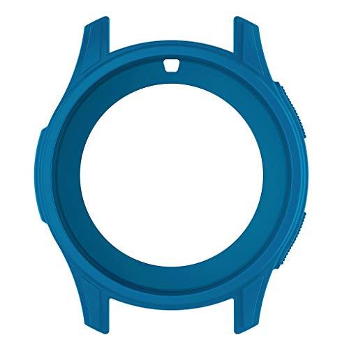 kdjsic Funda Protectora de Silicona con Carcasa Blanda para el Reloj Gear S3 Frontier de 46 mm