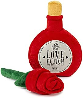 FuzzYard FY41731 Love Potion/Rose Dog Toy (2 Pieces)