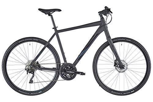 SERIOUS Tenaya Hybrid Black matt Rahmenhöhe 60cm 2020 28