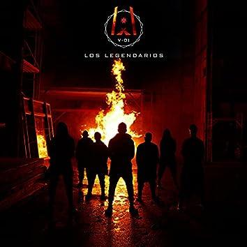Los Legendarios 001