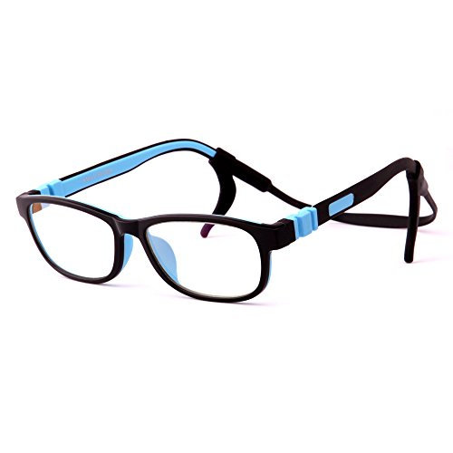 Mind Bridge Kids Computer Glasses Video Gaming Glasses - Anti Harmful Blue Light/UV400 | Anti Glare | Protection Eyewear for Children...