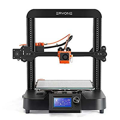 Eryone 3D Printer ER 20, Auto-Leveling Bed Sensor, Super Quiet 3D Printer with TMC2209, Powerful 32Bit Motherboard, 250 220 220mm