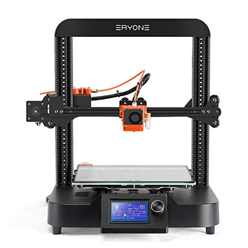 Eryone 3D Printer ER-20, Auto-leveling Bed Sensor, Super Quiet 3D Printer with Powerful 32Bit Motherboard, Size 250 * 220 * 200mm