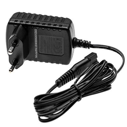 vhbw AC Netzteil kompatibel mit Panasonic ER-GB60, ER-GB70, ER-GB80, ER-GC50, ER-GC51, ER-GC70, ER-GC71 Rasierer