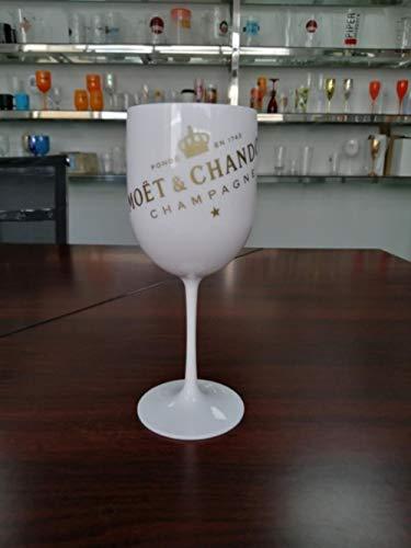 Mug Tazas Cafe Reutilizable,2 Piezas Copa De Champán Para Fiesta De Vino Copa De Cóctel Moet Flautas De Champán Chapado Copa De Vino Copa Vasos De Plástico Galvanizado, Blanco