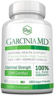 Sponsored Ad - Approved Science® Garcinia MD - Increase Metabolism and Enhance Mood. All Natural & Vegan Friendly. 60 Caps...