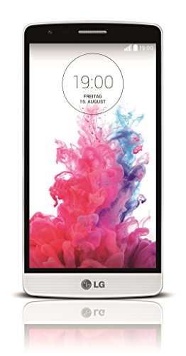 LG G3 s Smartphone (12,7 cm (5 Zoll) HD-IPS-Display, 1,2-GHz Quad-Core Prozessor, 8-Megapixel-Kamera, Android 4.4) weiß