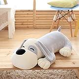 zcxbhd muñeca linda y creativa del cojín de la felpa de la almohada conveniente para los regalos de los niños o de las novias,25cm