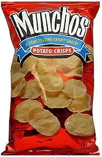 Munchos Regular Potato Crisps, 4.5 Oz Bags (Pack of 9)
