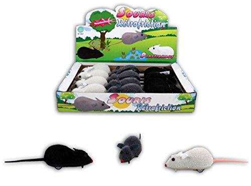 Maus mit Rückzug Spass Maus Spielzeugmaus laufende Maus