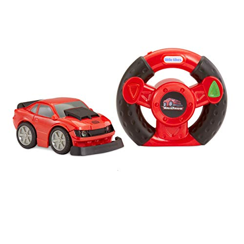 Little Tikes YouDrive Red Muscle Car...