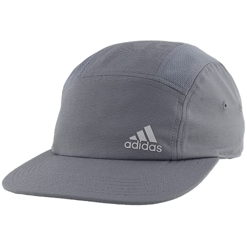 adidas Men's Superlite Trainer Relaxed Adjustable Cap, Onix, One Size
