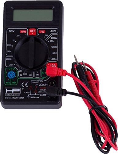 HP-Autozubehör 75220 Spannungs/Strom-Meߟgerät