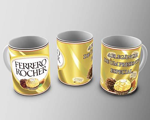 Caneca de Pascoa - Ferrero Rocher