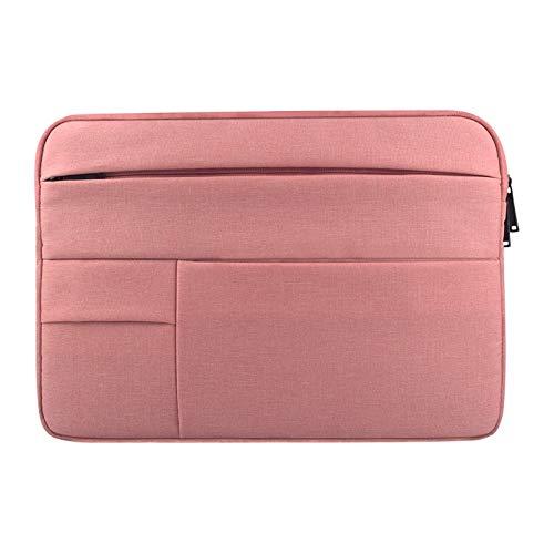 Luoshan Universal múltiples bolsillos usable Oxford tela suave portátil portátil sin prisa bolso de la tableta, for 13.3 pulgadas y MacBook A continuación, Samsung, Lenovo, Sony, Dell Alienware, CHUWI