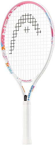 Head Maria 21 Raqueta Tenis, Unisex niños, Blanco/Rosa, S05