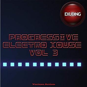 Progressive Electro House, Vol. 3