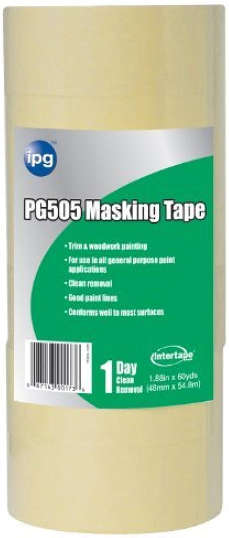 Intertape pg505 Utility Grade Masker Tape, 1,88 x 60YD von Intertape Polymer Group B01MU1VDQI     | Neuartiges Design