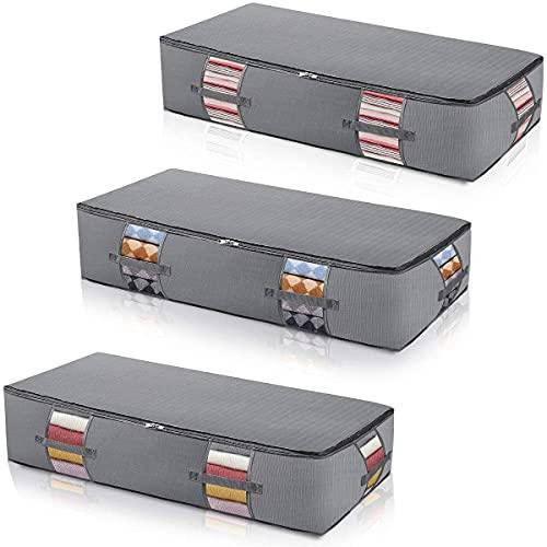 caja debajo cama de la marca Lesteco