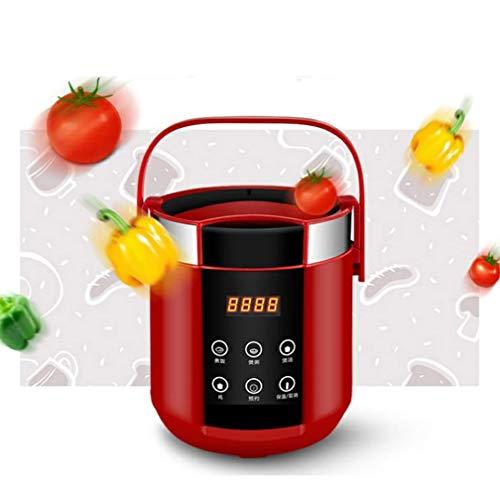 Mini 1.5L elettrico cuoci riso portatile alimentazione a...