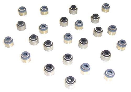 DNJ Valve Stem Seal VSS960 For 94-15 Lexus, Toyota, Avalon, Camry, Highlander, Sienna, Solara, Venza, 2.5L-3.5L V6 DOHC Naturally Aspirated