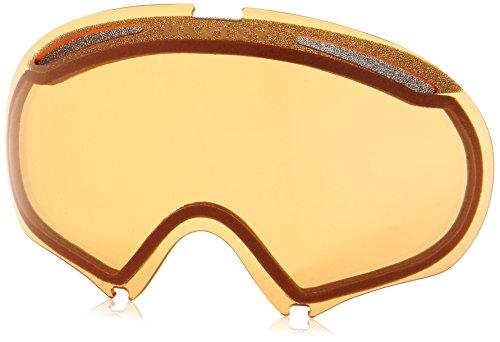 Oakley A-Frame 2.0 écrans Lentille de Remplacement pour Masque de Ski/Snowboard Mixte Adulte, Persimmon