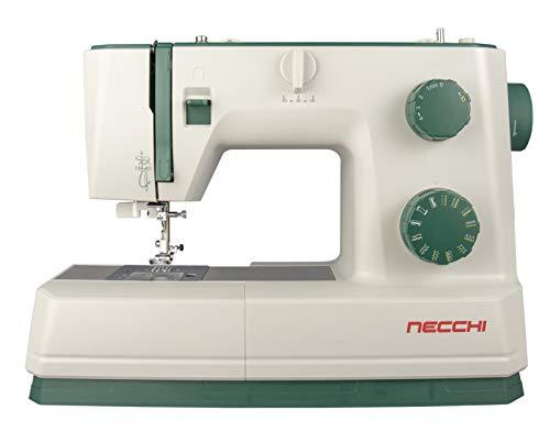 Necchi Q421A máquina de coser resistente