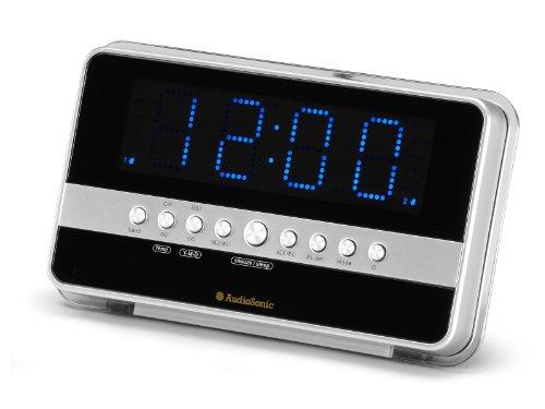 AudioSonic CL-1482 Uhrenradio/Jumbo