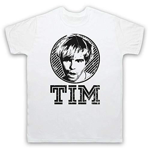 Hikon Charlatans Tim Burgess Tribute Un Britpop Band T-shirt voor volwassenen en kinderen