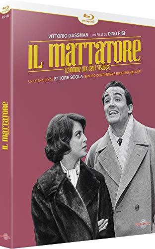 Mattatore (l'homme aux Cent Visages), Il [Blu-Ray]