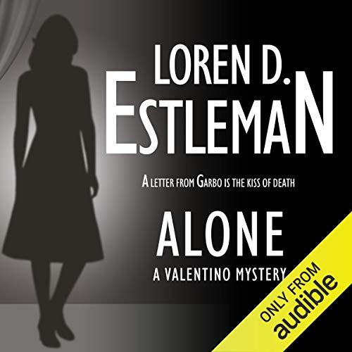 Alone audiobook cover art
