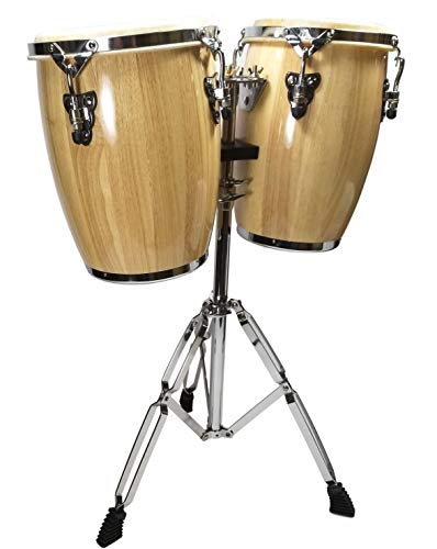 1. NATURAL CONGA DRUM SET