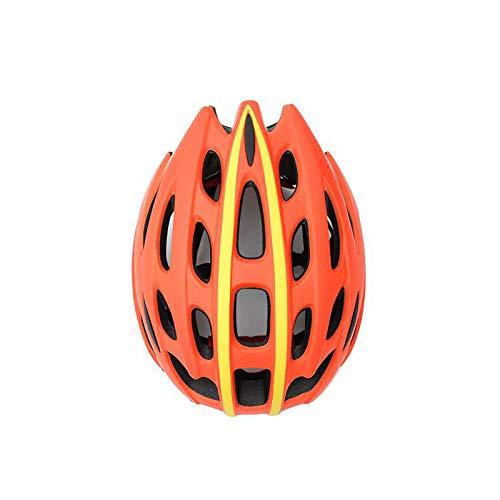 Jie Du - Casco ajustable para bicicleta (1 unidad)