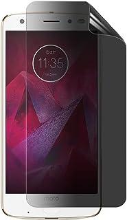 Celicious Privacy Plus 4-vägs anti-spionfilter skärmskydd film kompatibel med Motorola Moto Z2 Force Edition