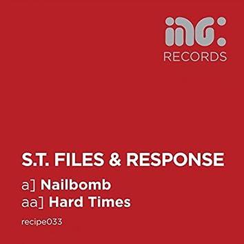 Nailbomb / Hard Times