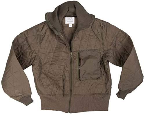Mil-Tec BW Sous-veste de protection contre le froid Vert olive Taille 7/EU 48
