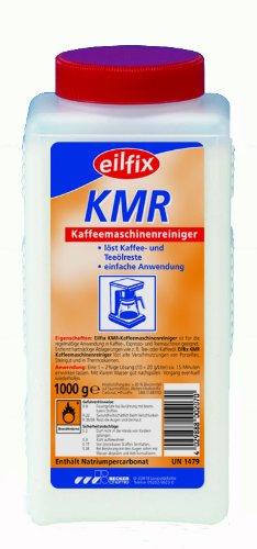 eilfix KMR Kaffeemaschinenreiniger - für gängige Kaffee-, Espresso- und Teemaschinen - 1.000g - 1 Dose