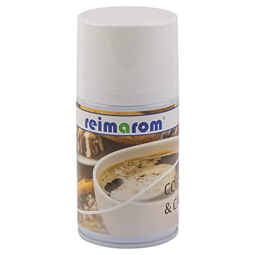 Raumspray Coffee and Cake aus natürlichen Lebensmittelaromen 250 ml mit Kaffee- und Kuchenduft für Duftspender