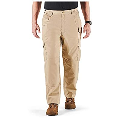 5.11 Men's Taclite Pro Tactical Pants, Style 74273, TDU Khaki, 36Wx34L