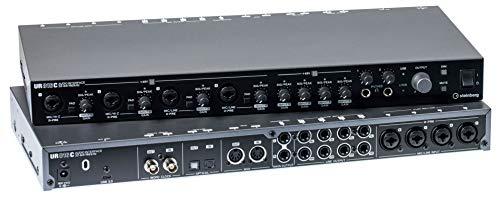 Steinberg UR816C - USB 3 Audio Interface mit MIDI I/O & iPad Konnektivität