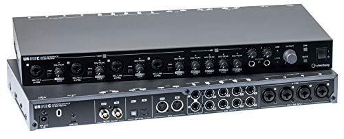 Steinberg UR816C - USB 3 Audio Interface incl MIDI I/O & iPad connectivity