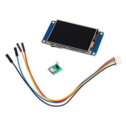 Nextion NX3224T024 Display 2,4 inch HMI Intelligente Smart USART UART Seriële module TFT LCD-paneel voor Raspberry Pi en Arduino Kit
