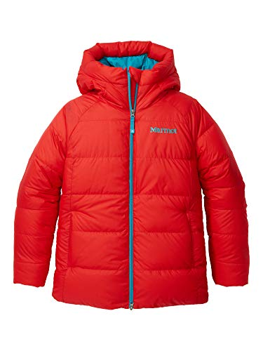 Marmot MT. Tyndall Chaqueta, Mujer, Victory Red, Extra-Small
