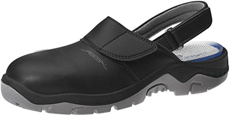 Abeba Men's Safety shoes Black Black