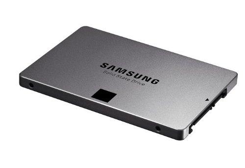 Samsung MZ-7TE250KW 840 EVO SSD, 2.5 Pollici, 250 GB, Nero/Antracite