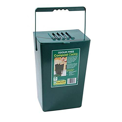 Garland Komposteimer für die Küche, einschließlich Geruchsfilter,9Liter