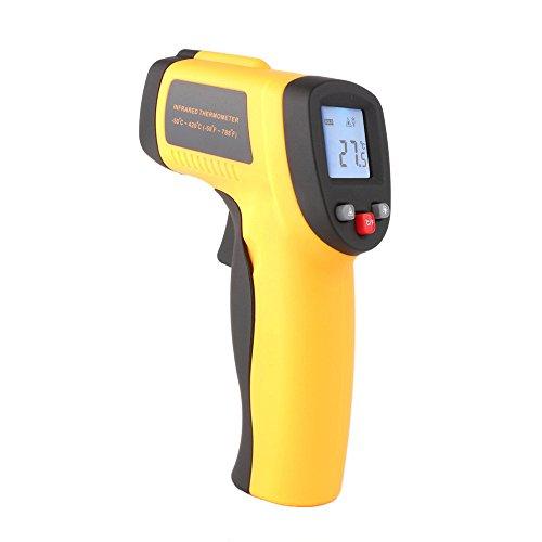Mmsww Smart Handheld Infrarot-Thermometer, GM300, Temperaturbereich: -50~420 ° C, ABS-Material, mit Importierten Chips, Thermometer, Temperaturmessgerät, Thermometer,