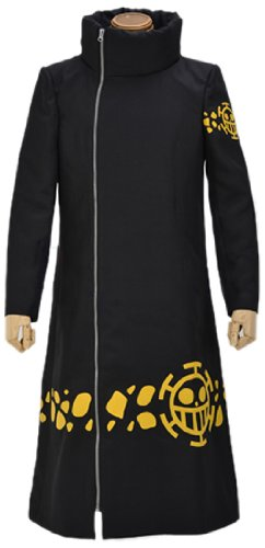 One Piece Trafalgar Law New World Ver. Coat & hat Men's M size [Official]