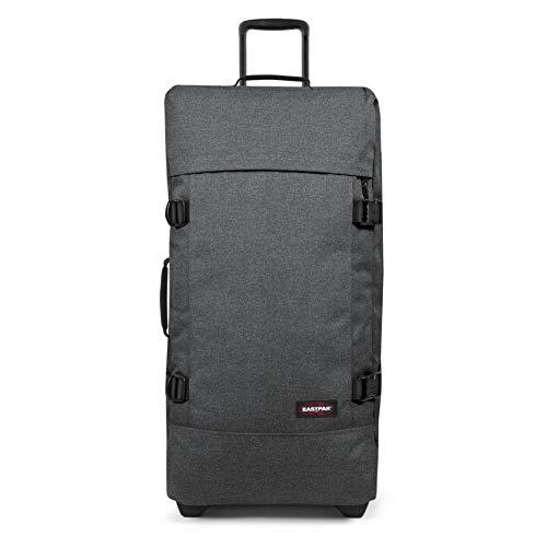 Eastpak Tranverz L Suitcase, 79 cm, 121 L, Black Denim